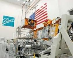 ball aerospace to build spacecraft for nasa's spherex mission