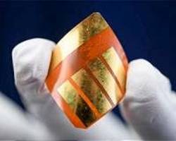 Researchers chart path to cheaper flexible solar cells