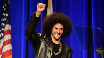 colin kaepernick's lawyer says he sees qb possibly playing with panthers or patriots