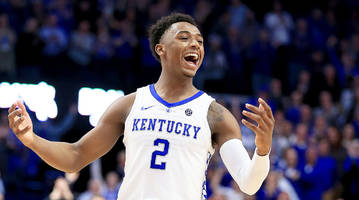 Kentucky Completes Its Metamorphosis Into a Contender by Dispatching No. 1 Tennessee