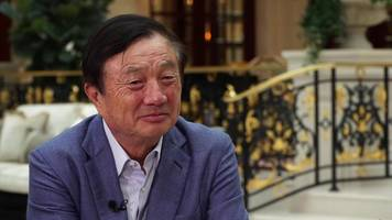ren zhengfei described the arrest of his daughter as politically motivated.