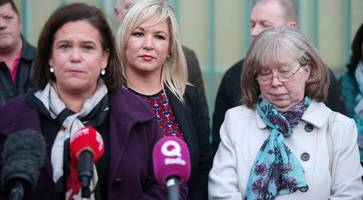 Federation hits out as Sinn Fein leader voices concern over appointment of next PSNI chief constable