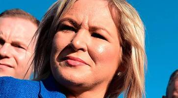 time to render british border in ireland permanently invisible, sinn fein's o'neill tells commemoration