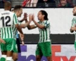 Mexicans Abroad: Lainez scores debut Real Betis goal, Lozano and PSV hit snag