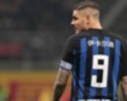 'we've asked icardi if he wants to join us' - juventus chief confirms inter striker enquiry