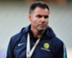 ante milicic appointed as matildas coach for the women's world cup