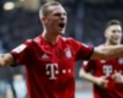 'bayern will play with a cool head and hot heart' - salihamidzic not concerned by anfield atmosphere