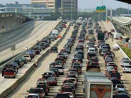 these are the 15 most congested cities in the us