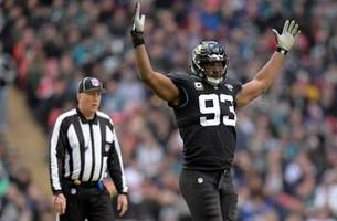 Jaguars exercise $12 million option on Pro Bowl defensive end Calais Campbell for 2019