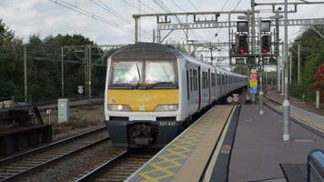charge over 'naked man defecating on train'