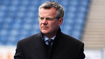 rangers: stewart robertson says sfa disciplinary system needs addressed