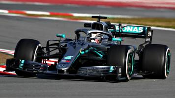 formula 1 testing 2019: williams in turmoil as sebastian vettel fastest