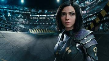 james cameron's alita doesn't flop but isn't quite successful either