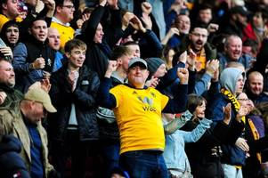 'i hope they go up' - wolves fans react to bristol city performance and 'lifeless' atmosphere