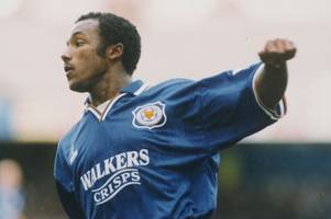 who played in leicester city's youngest-ever premier league side?