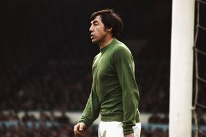stoke city fans seeking change in law to honour the late, great gordon banks