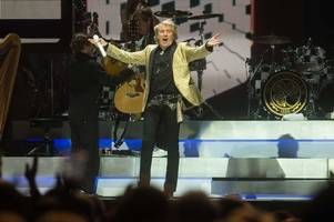 rod stewart is coming to birmingham - here's how to get tickets