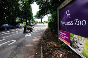 Traffic nightmare as families heading to Twycross Zoo queue for miles