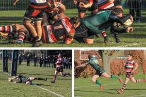 scunthorpe rufc take massive step towards promotion with victory over nuneaton