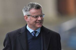 rangers md stewart robertson slaughters the bbc and claims they vilify alfredo morelos