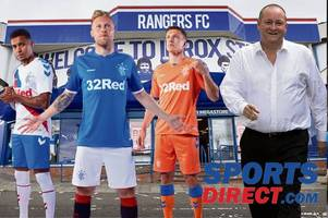 rangers and sports direct boss mike ashley back in court as strip row flares again