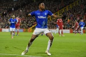 rangers cannot master celtic puzzle without solving their alfredo morelos problem - keith jackson