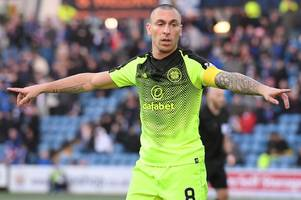 scott brown could have been sent off but celtic and rangers get the big decisions bemoans daniel bachmann