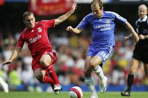 Former Chelsea star Arjen Robben aims cheeky dig at Liverpool ahead of Champions League tie
