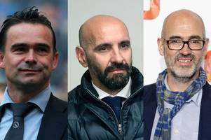 Monchi, Marc Overmars and Steve Morrow - The candidates to be Arsenal's technical director