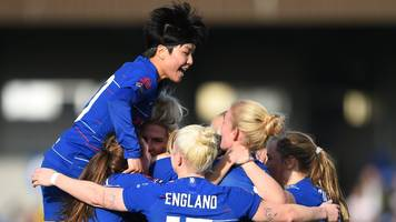 women's fa cup quarter-final draw: chelsea play durham, manchester city face liverpool