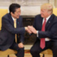 did japan's pm nominate trump for the nobel peace prize after president asked him to?