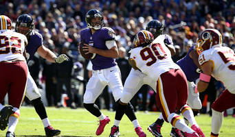 redskins were interested in joe flacco before trade to broncos