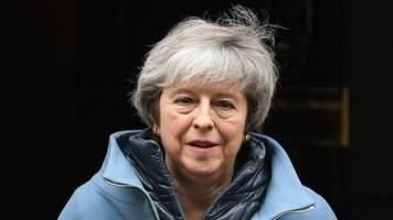 may to hold more brexit talks in brussels