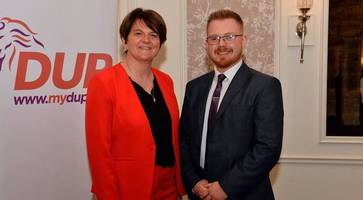 son of prison officer david black gunned down by new ira to stand for dup in council elections