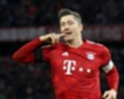 red alert! how lewandowski has become the world's most complete no.9