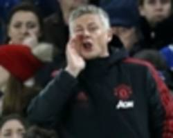 solskjaer hails 'massive' result against chelsea after psg loss