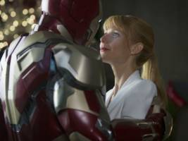 gwyneth paltrow, who had never seen an 'avengers' movie before 'infinity war,' will exit the marvel cinematic universe after 'endgame'