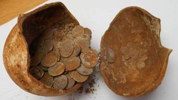 bid to raise £62k to buy roman coins