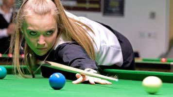 snooker shoot-out: emma parker ready for 'massive opportunity'