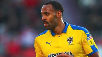 Liam Trotter: Midfielder leaves AFC Wimbledon for USA