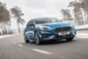 new ford focus st debuts with 276 horsepower, forbidden fruit status