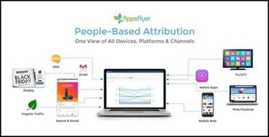 AppsFlyer's People-based Attribution Provides New Insights Connecting the Consumer Journey Across Mobile and Beyond