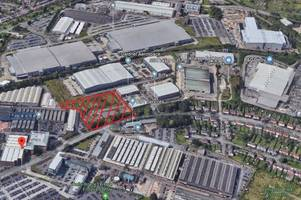 Hundreds more jobs could be coming to Rolls-Royce business park