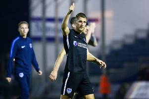 former fan favourite has no regrets over leaving bristol rovers for portsmouth