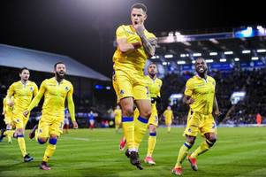 on-the-whistle player ratings as bristol rovers record draw with portsmouth
