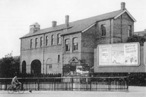 railway station was gateway to the east coast seaside resorts for generations of leicester children