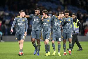leicester city player ratings - best performer of the season so far revealed