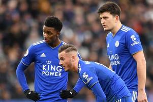 the leicester city threat crystal palace should not ignore
