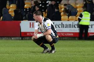 port vale boss taking heart from spirited second half in defeat to tranmere