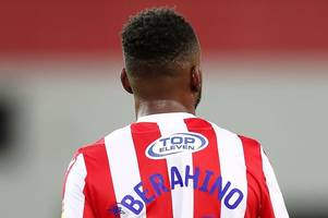 saido berahino facing club fine and stoke city exit after drink-driving arrest
